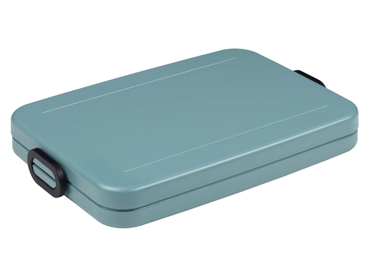 Mepal Lunchbox Take a Break flat - Nordic Green