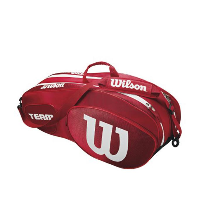 Wilson Team III 6 Pack Tennistas