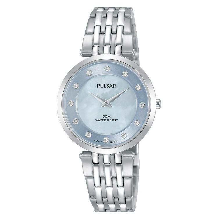 1451696ad28 Pulsar PM2255X1 horloge met Swarovski - Kish.nl