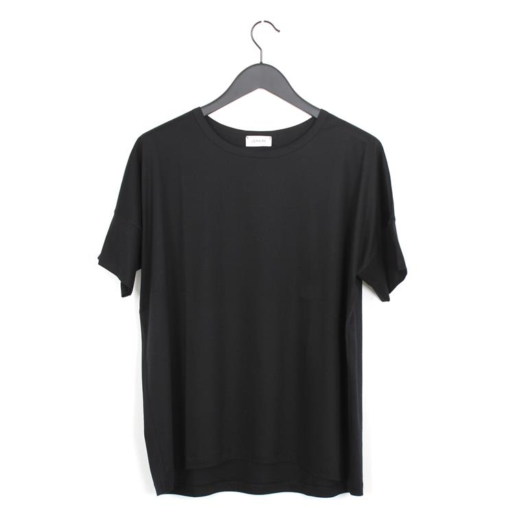 Lemaire tee shirt black