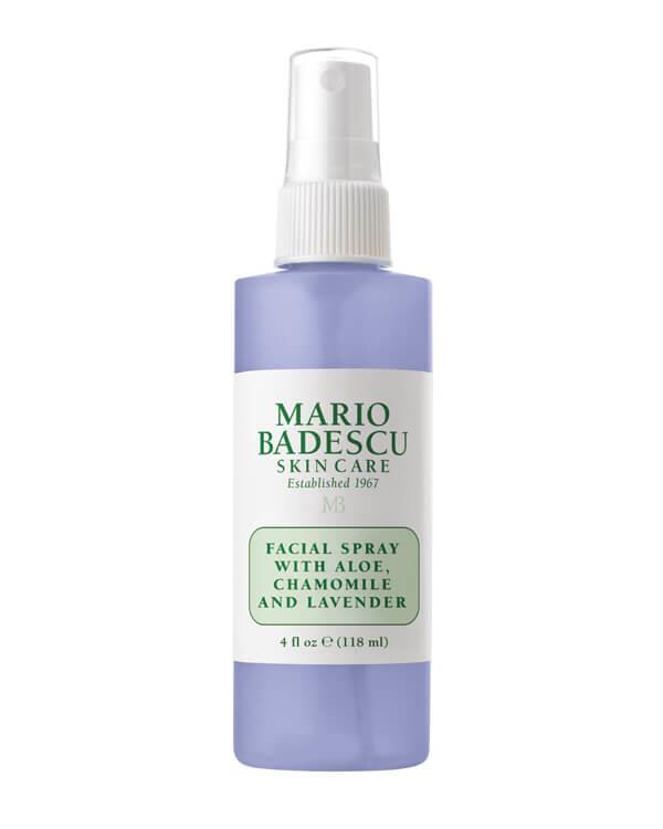 Facial Spray with Aloe, Chamomile and Lavender - 118 ml