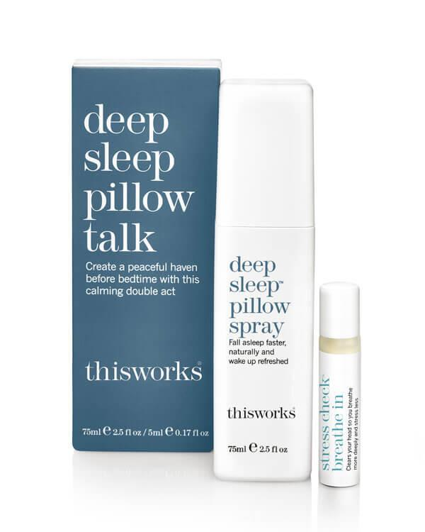 Deep Sleep Pillow Talk - 75 ml + 5 ml