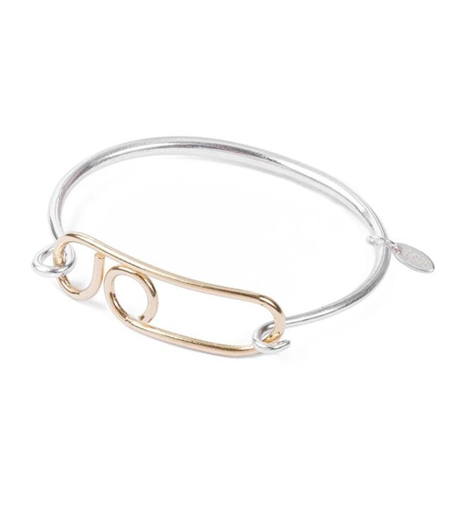 Wouters & Hendrix bracelet with curved wire
