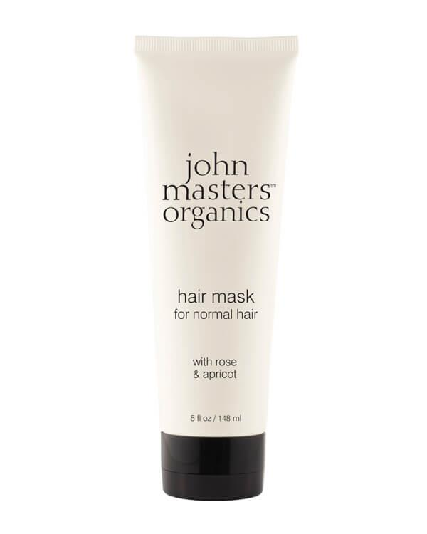 John Masters Organics - Hair Mask for Normal Hair with Rose & Apricot - 148 ml