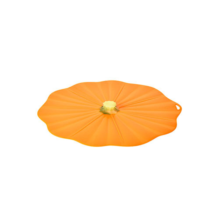 Charles Viancin deksel 23 cm - pumpkin