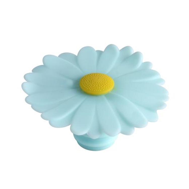 Charles Viancin flessenstop daisy - blauw
