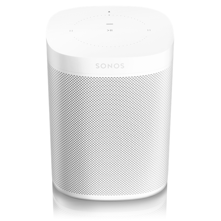 Sonos One Wit (Gen 2 - 2019)