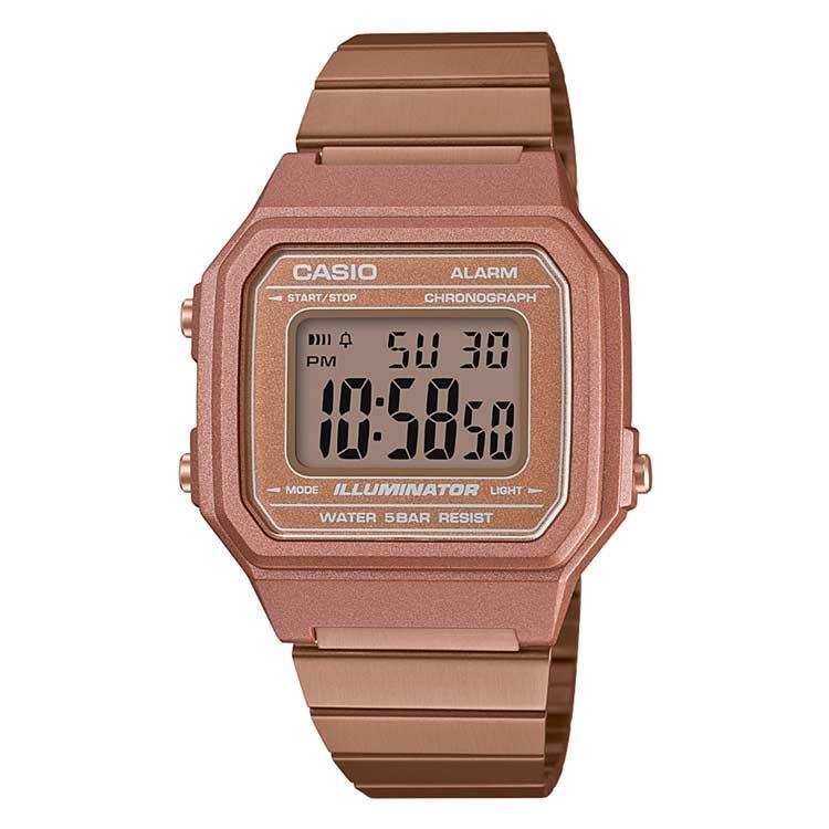 Casio Retro B650WC-5AEF horloge