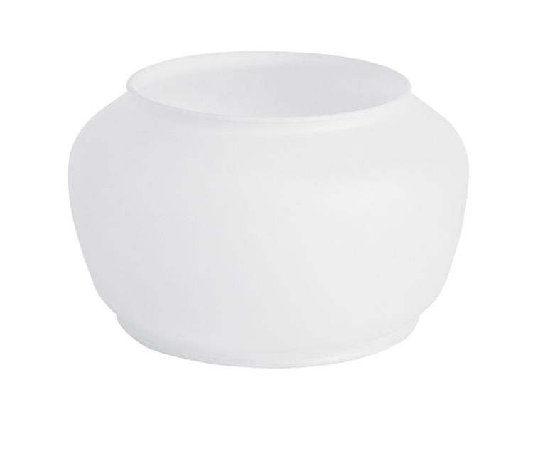 Campingaz - Reserveglas - Gaslampglas XL - Rond - Ø 12,5x10,5 cm
