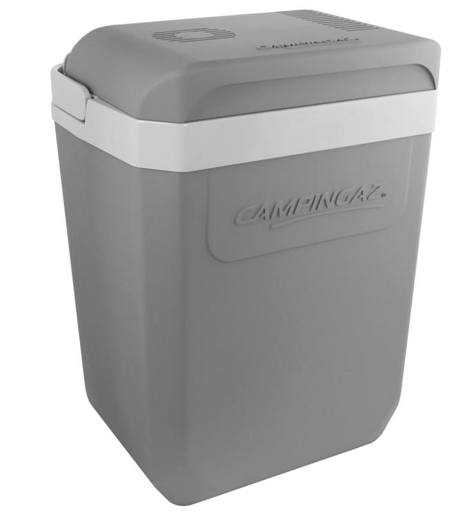 Campingaz - Elektrische koelbox - Powerbox Plus - 28 Liter - Grijs