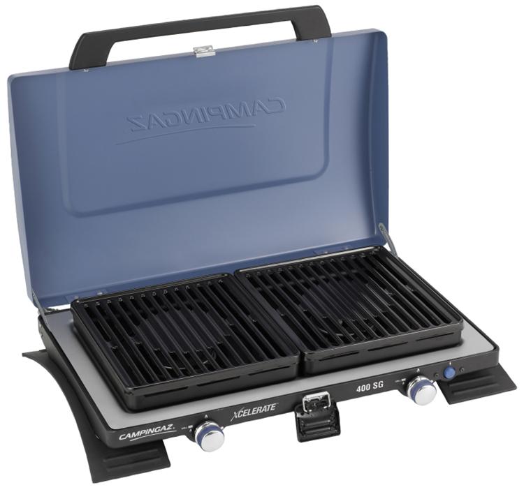 Campingaz - Gaskomfoor - Stove&Grill 400-SG - 2x 2200 Watt
