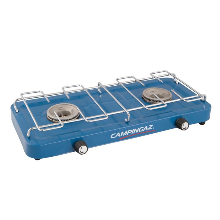 Campingaz - Gaskomfoor - Base Camp - 2-Pits - 2x 1600 Watt