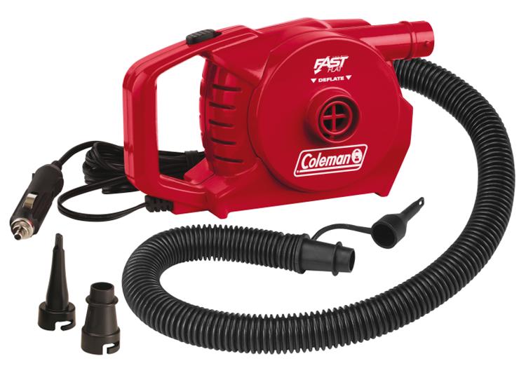 Coleman - Elektrische pomp - Quickpump - 12 Volt - 679 Liter/min