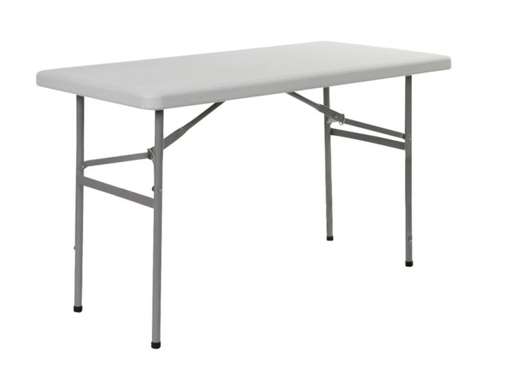 Red Mountain - Picknick tafel - Solid - Opvouwbaar - Wit