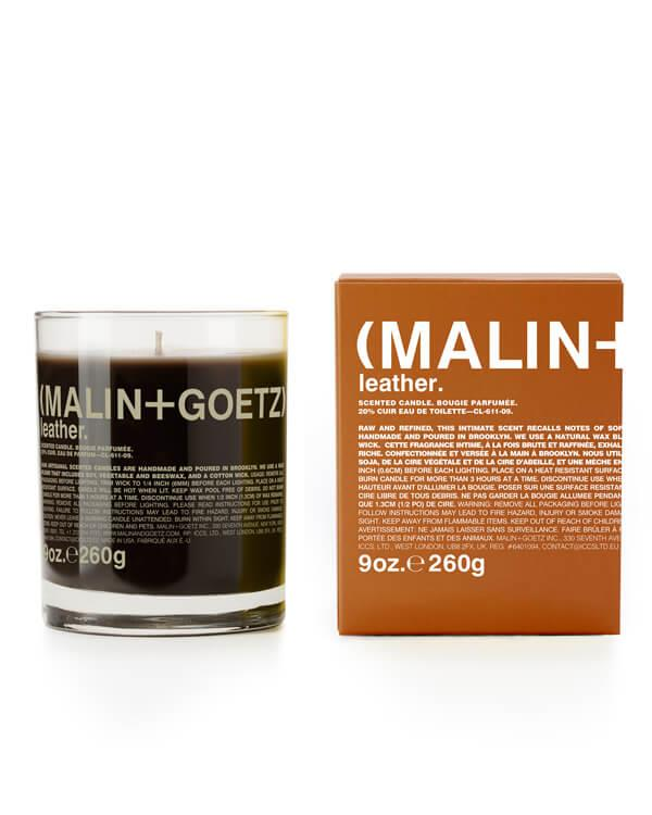 Leather Candle - 260 gr
