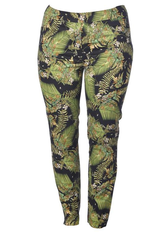 Mona Lisa broek 655-07 Multicolor
