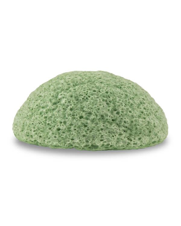 Green Tea Konjac Sponge - 1 st