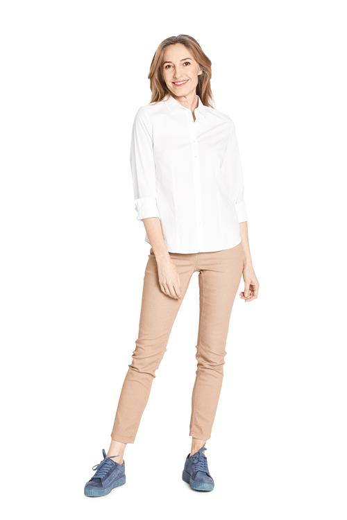 Blouse Basic Wit