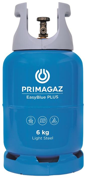 Primagaz EasyBlue Plus Light steel