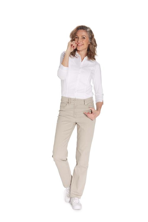 Zerres Jeans Cora Taupe