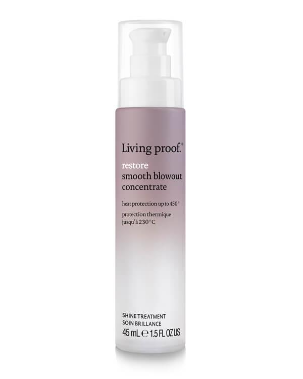 Living Proof - Restore Smooth Blowout Concentrate - 45 ml