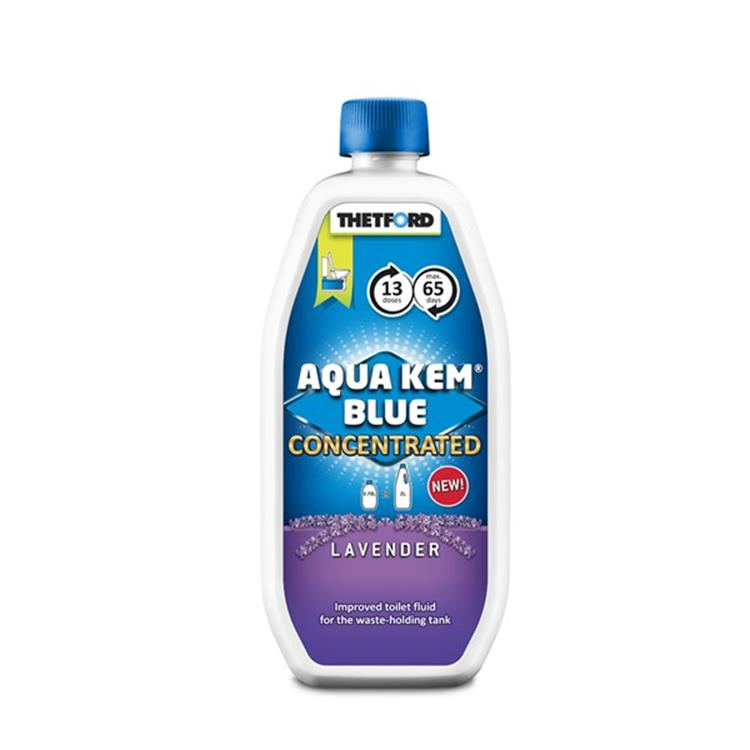 Thetford Aqua Kem blue lavendel concentrated 0,78 L