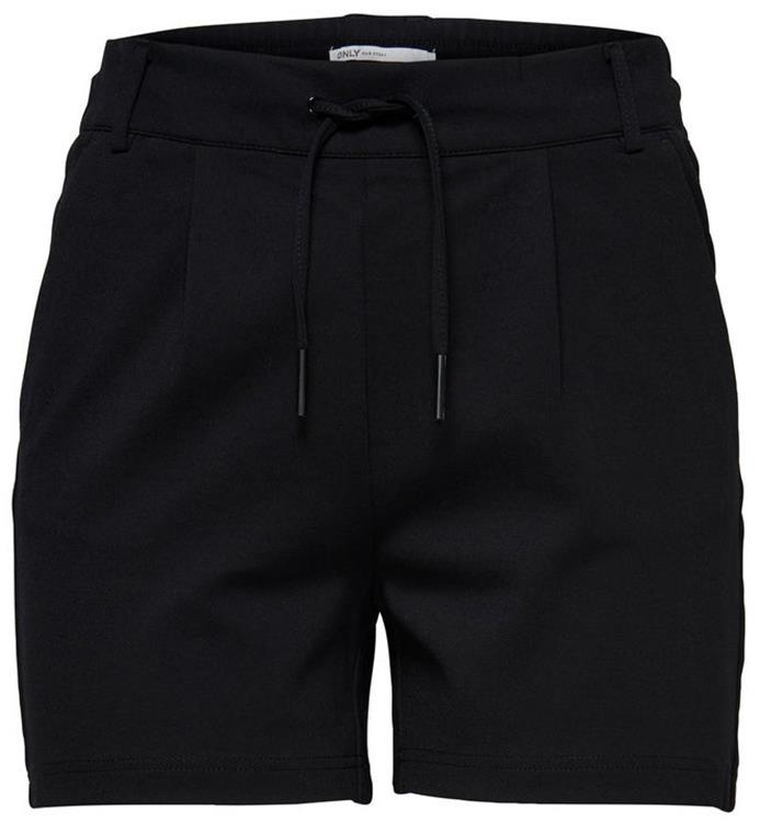 ONLPOPTRASH EASY short COLOUR PANT PNT NOOS BLACK
