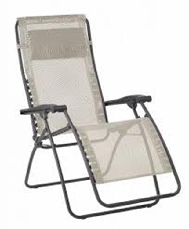 Lafuma relaxstoel RSXA Clip - Seigle
