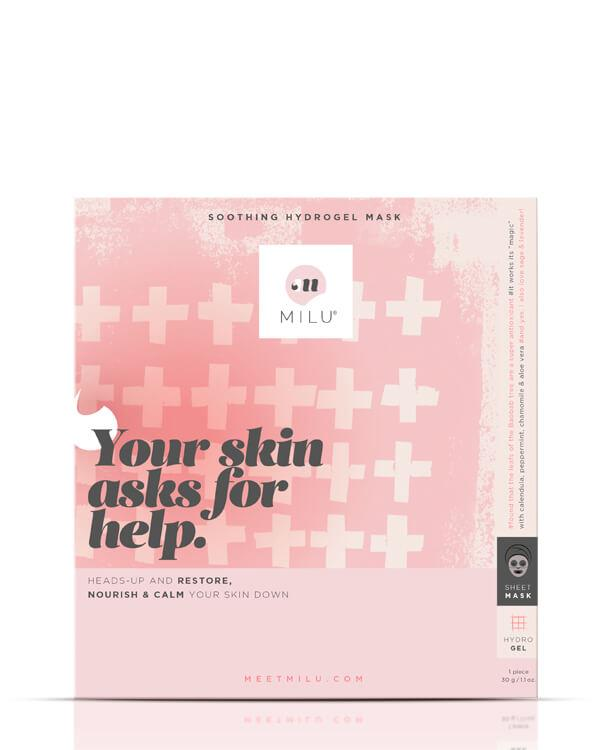 Soothing Hydrogel Mask - 1 st