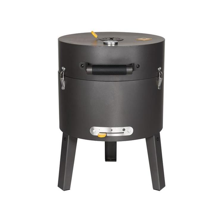 Boretti Tonello houtskoolbarbecue - Antraciet