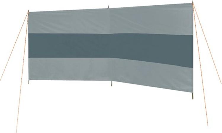 Bo-Camp windscherm Popular 2-vaks - 3,35x1,2 meter