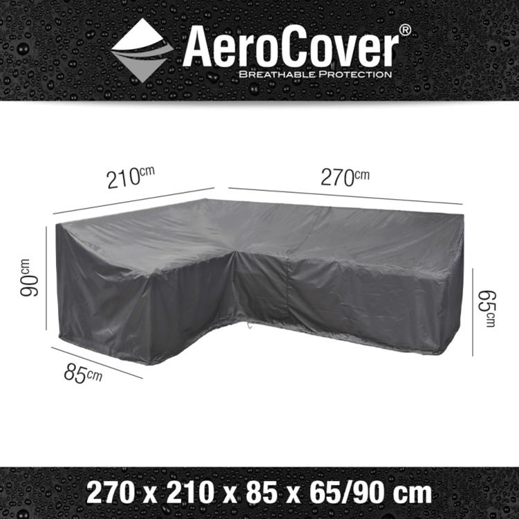 AeroCover Beschermhoes 270x210x85x65/90 cm