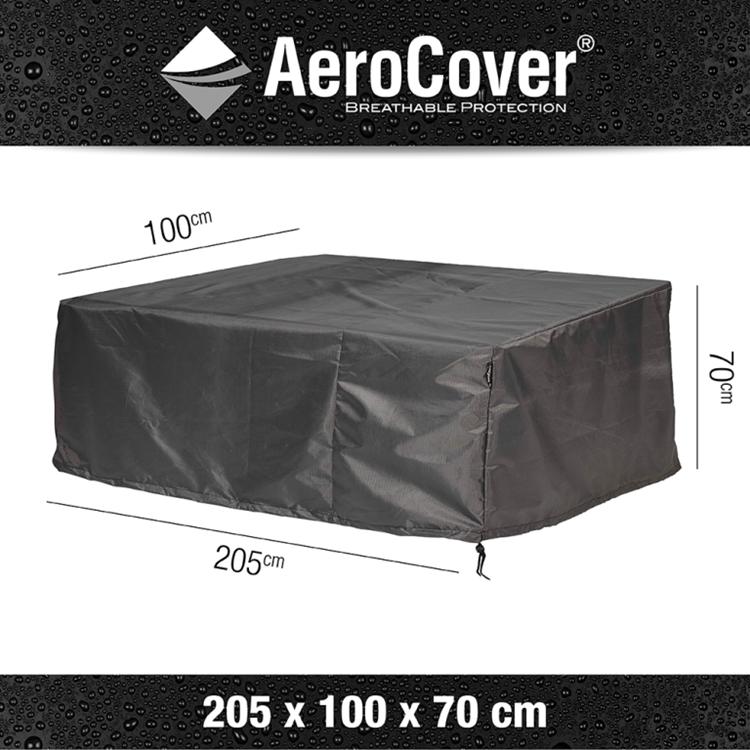 AeroCover Beschermhoes 205x100x70 cm