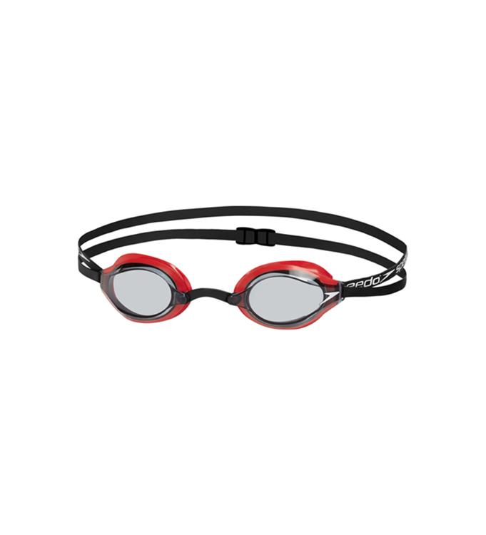 Speedo FS SPSOCKET 2 RED/SMO Zwembril