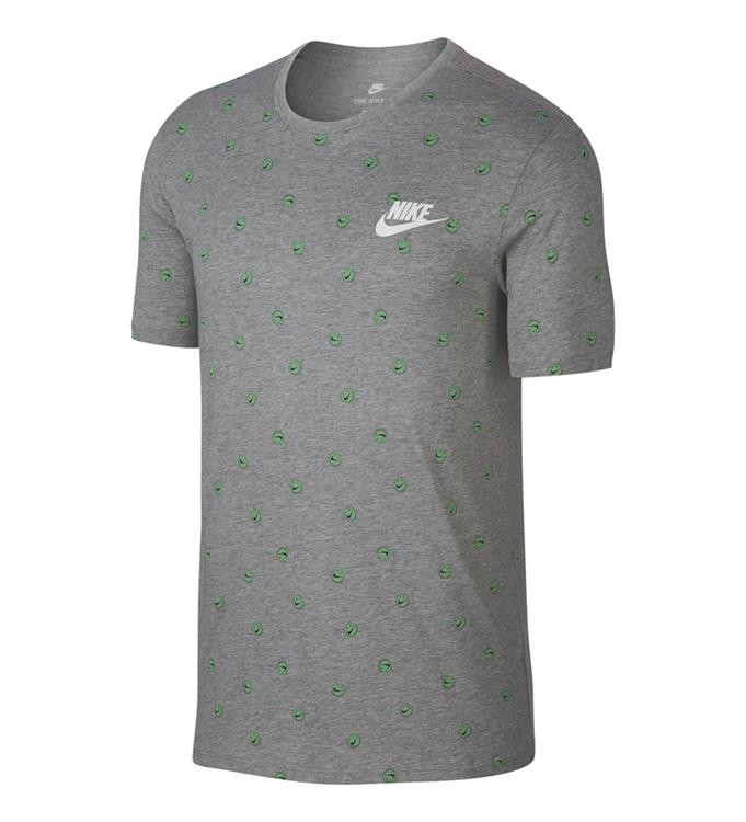 Nike Mens NSW TEE CNPT BLUE 4