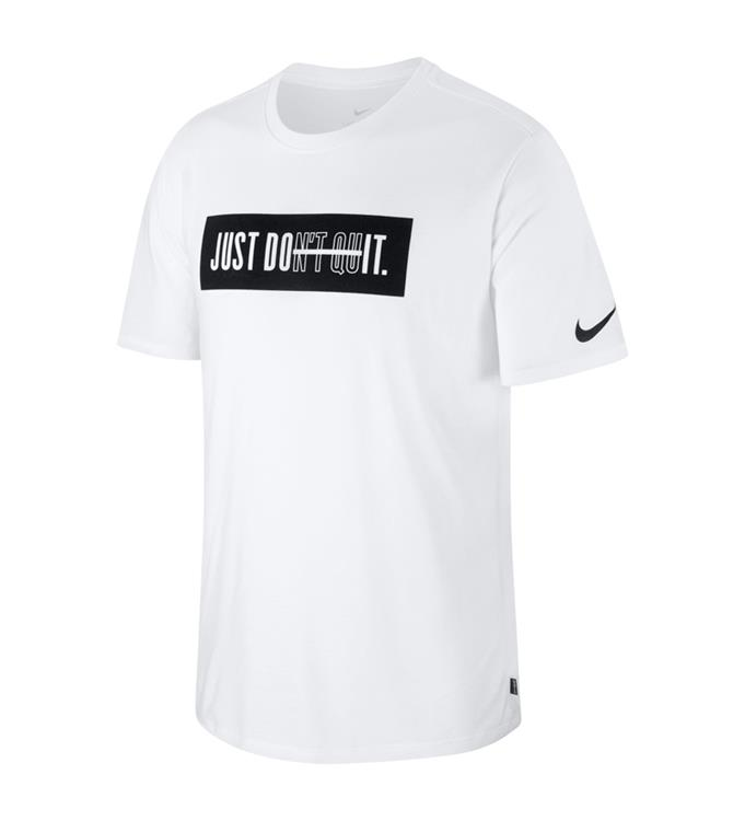 Nike Mens DRY TEE DB DON'T QUIT