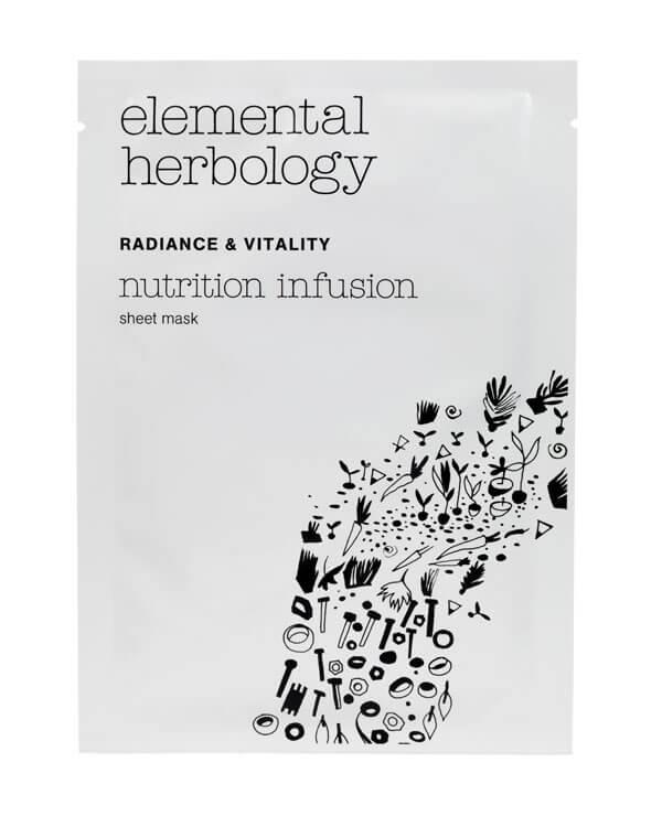 Nutrition Infusion Sheet Mask - 1 st