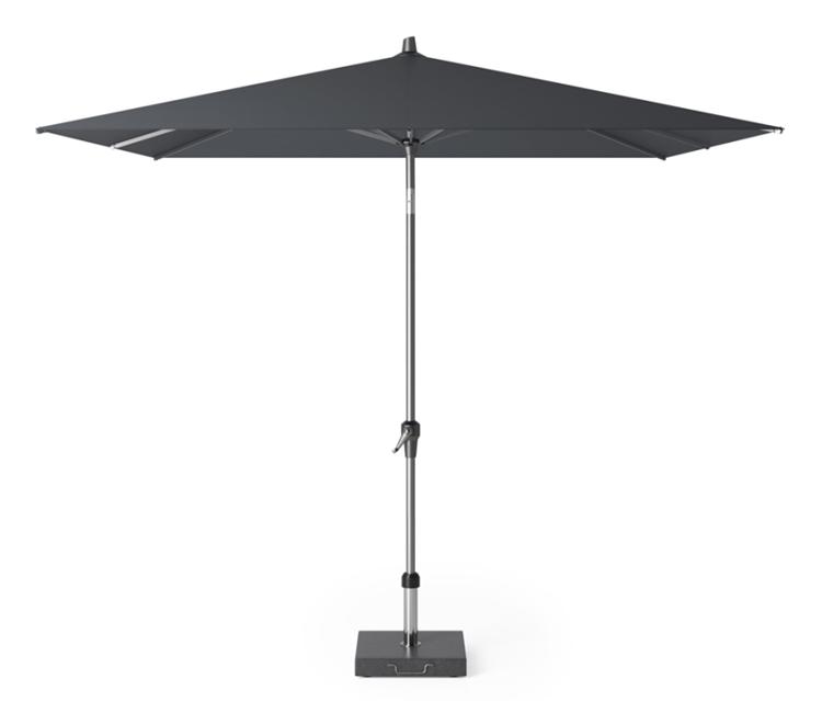 Platinum Riva parasol 2,5x2,5 m - antraciet