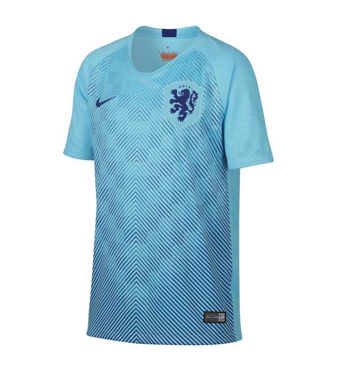 Nike KNVB Holland Junior BRT STAD JSY SS AW '18 - '19