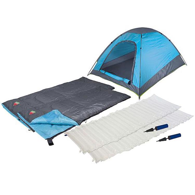 Camp-Gear - Festival pakket - 2 personen