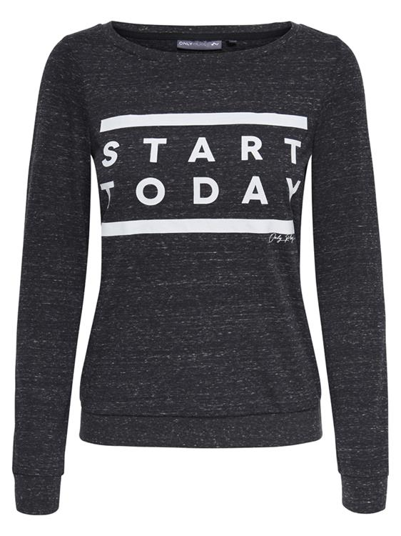 Only Play onpSTART LS BOATNECK SWEAT