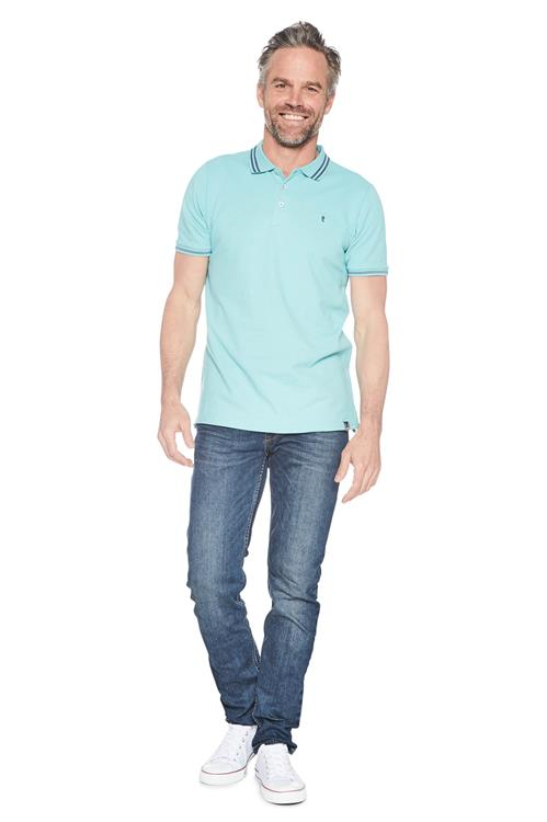 Twinlife Polo Basic Aqua