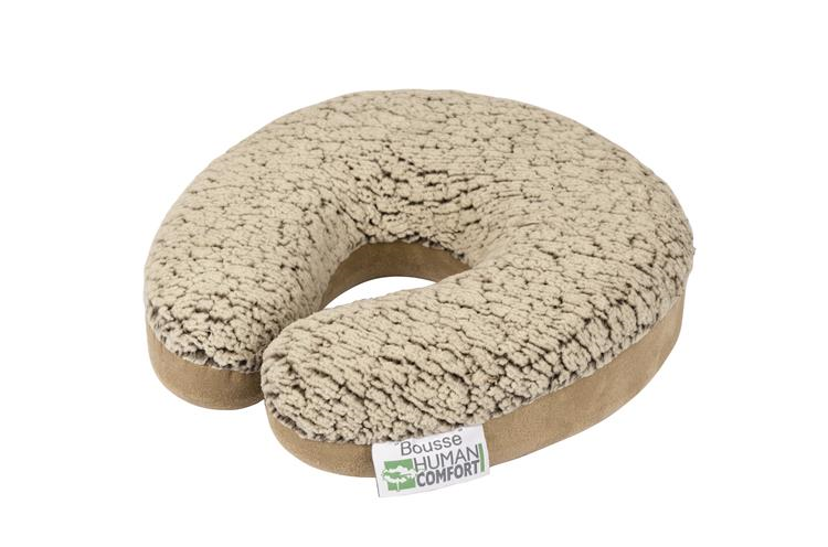 Human Comfort Bousse fleece nekkussen