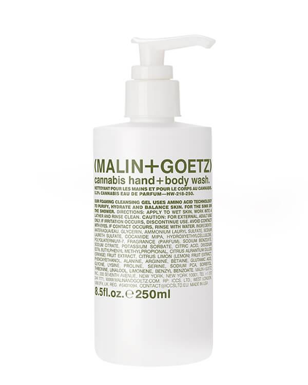 Malin+Goetz - Cannabis Hand + Body Wash - 250 ml