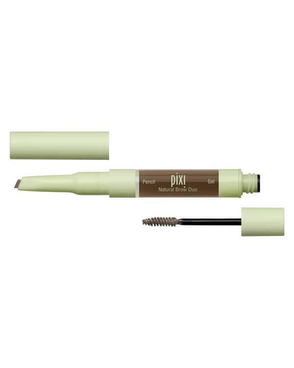 Pixi - Natural Brow Duo - Natural Brown - 2,5 ml