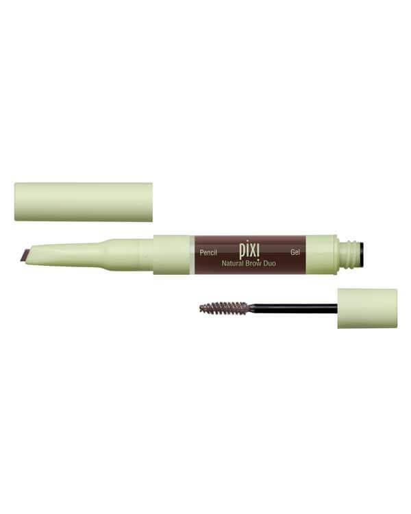 Pixi - Natural Brow Duo - Deep Brunette - 2,5 ml