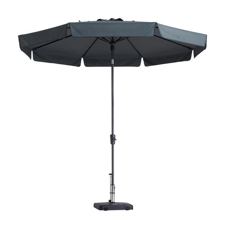 Madison Flores parasol luxe Ø300 cm - Grijs