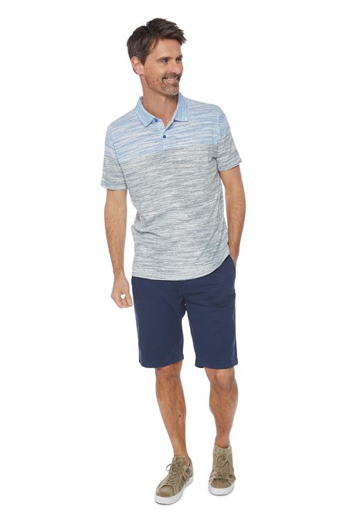 Greenfield Casual Polo Duo Navy