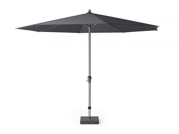 Platinum Riva parasol Ø3,5 m - antraciet
