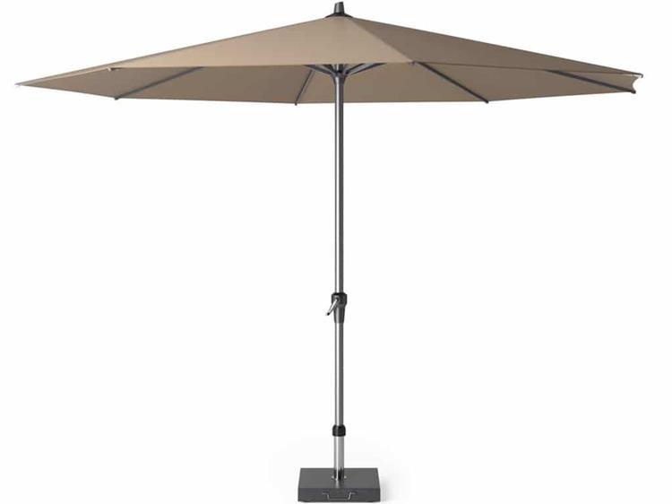 Platinum Riva parasol Ø3,5 m - Taupe